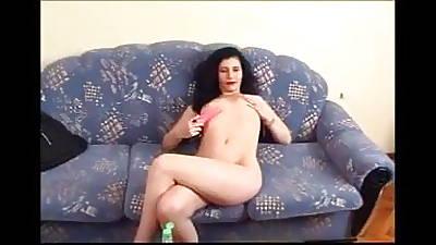 Kremena Small Titty Brunette
