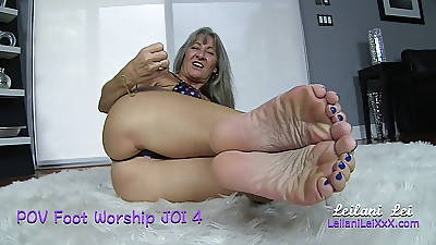 POV Indecent Worship JOI 4 TRAILER