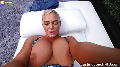 PAWG MILF Pounded By means of Rap Video Stick