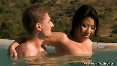Sexy Nuru Massage MILF Away