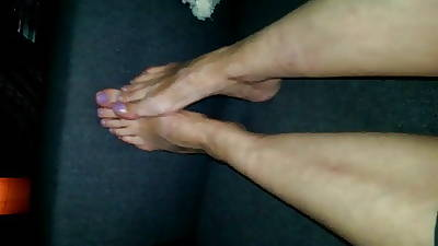 Feet 2 eradicate affect couch!