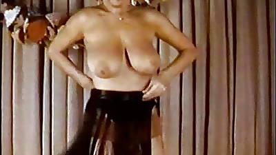 Grown-up Weave - fruit 60's big boobs strip dance joshing