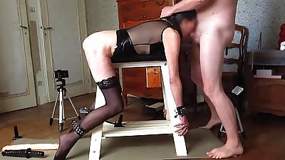 Enslavement and big dildos pt 3 of 5