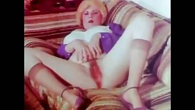 Vintage Amateur Soft Body Blonde Homemade Solitarily