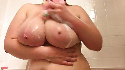 Chubby Tie the knot Shower