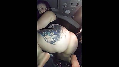 Naked Strip PAWG