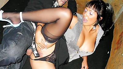Fat Tittied MILF Romana Ryder Gets Dicked beyond an Winch