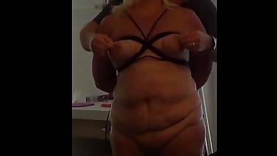 Breast Bondage and Disciplining
