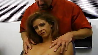 Latina Housewife Learns Down Wind up
