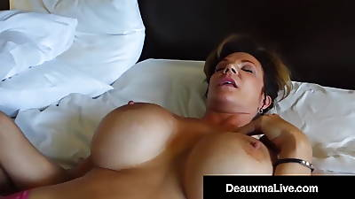 Busty Mature Moms Deauxma & Dolly Fox StrapOn Fuck To Orgasm