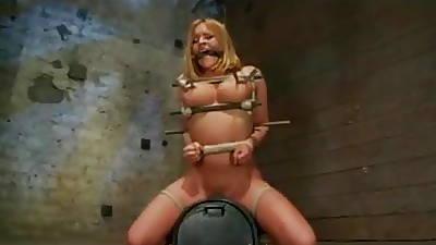 Slavery Milf Sybian Orgasm