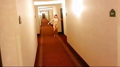 Flashing forth the Hotel